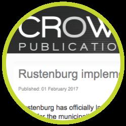 rustenburg smart water