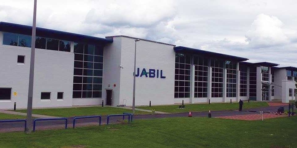 Jabil - Livingston, Scotland