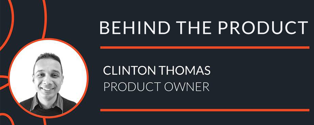 Image Banner of Clinton Thomas Product Owner at IMQS Software